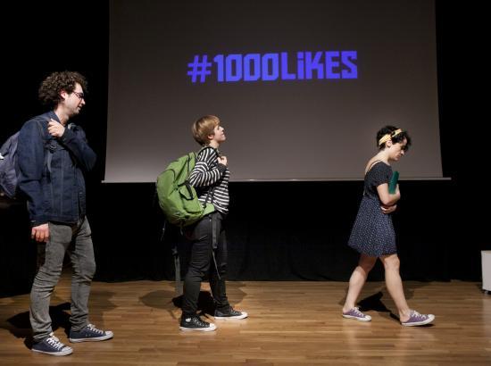 #1000LIKES (Nus Teatre)
