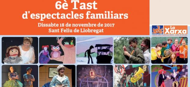 6è Tast d'Espectacles Familiars